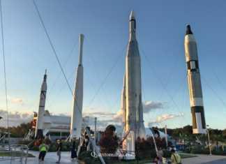 visitare kennedy space center
