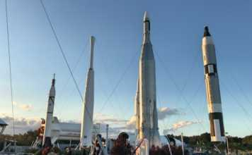 visitare kennedy space center