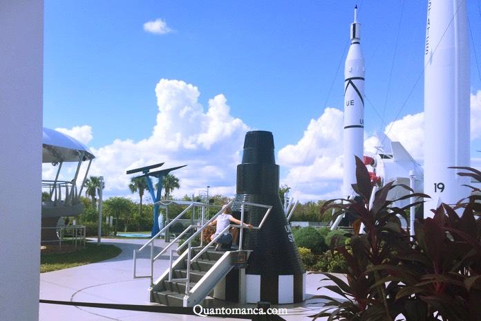 centro spaziale americano