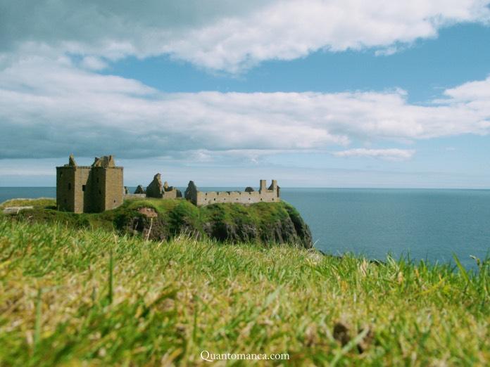 castello dunnottar scozia