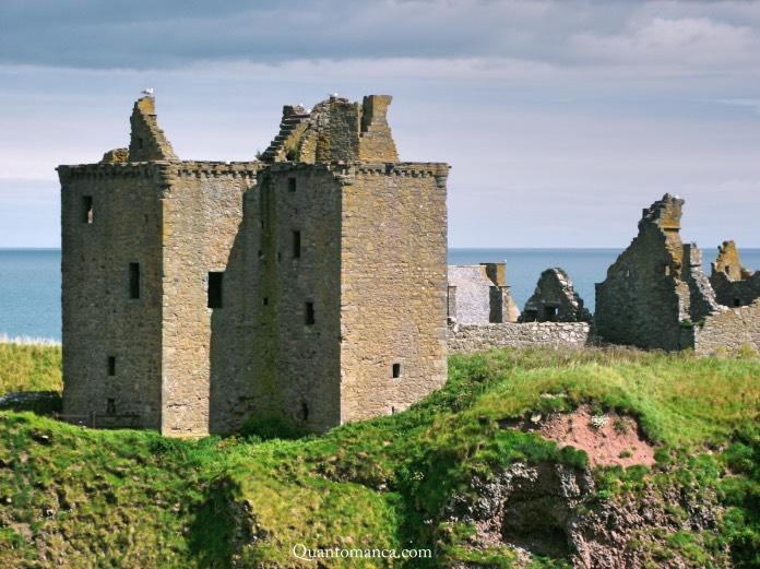 dunnottar castle scozia