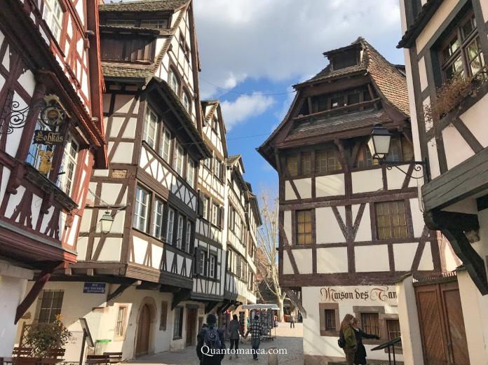 strasburgo con bambini, cosa vedere