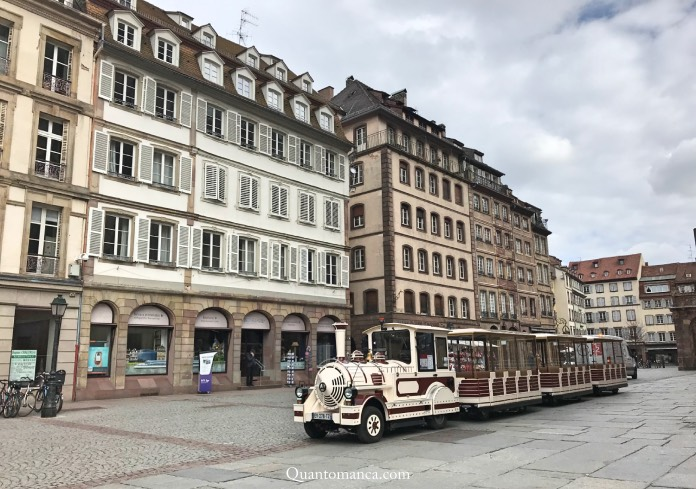 strasburgo luoghi di interesse