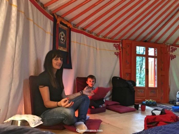 tenda mongola
