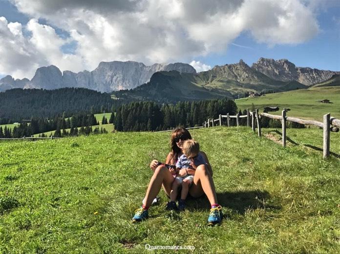 alpe di siusi escursioni