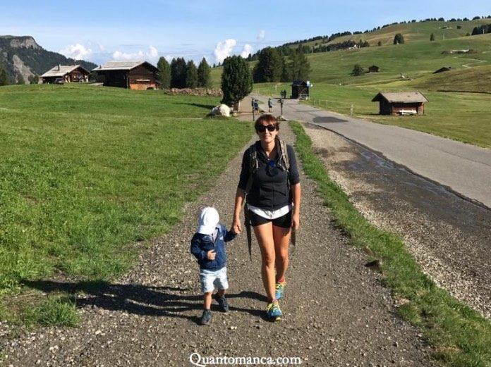 alpe di siusi bambini estate