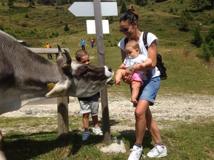 valsugana con bambini