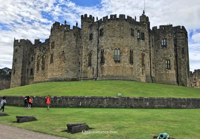 castello di harry potter