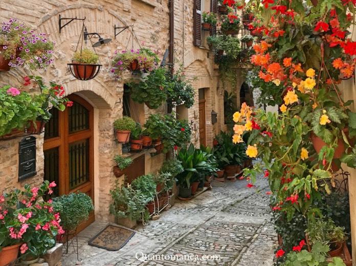Spello, cosa vedere nel borgo fiorito dell' Umbria • Quantomanca.com