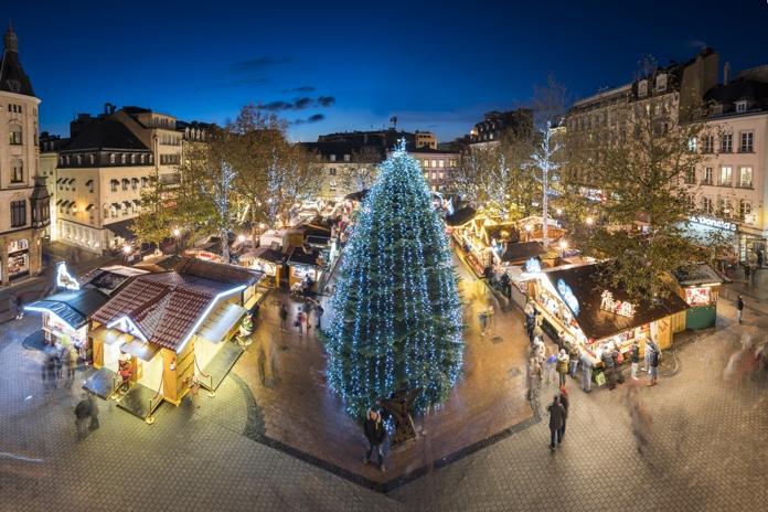Immagini Di Mercatini Di Natale.Mercatini Di Natale In Lussemburgo Quantomanca Com