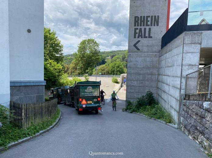 cascate di schaffhausen
