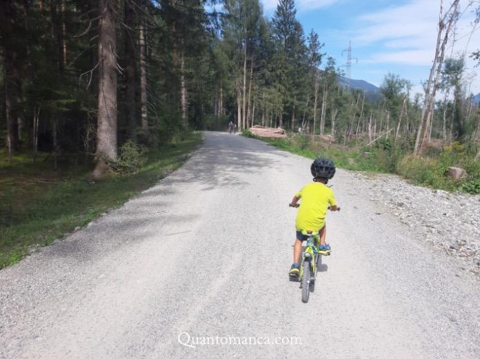 vacanze in bicicletta con bambini