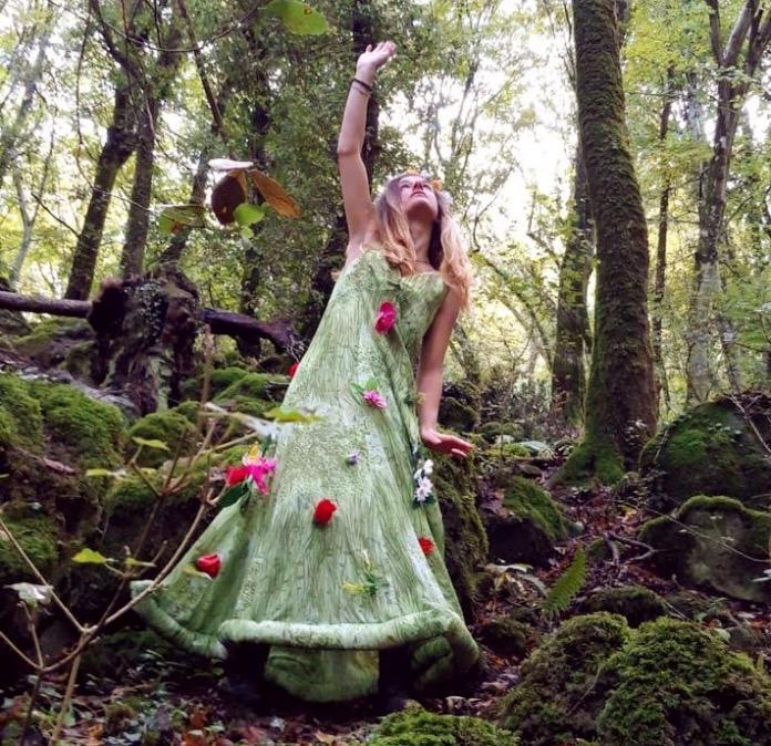 La fata Smemorina nel bosco del Sasseto