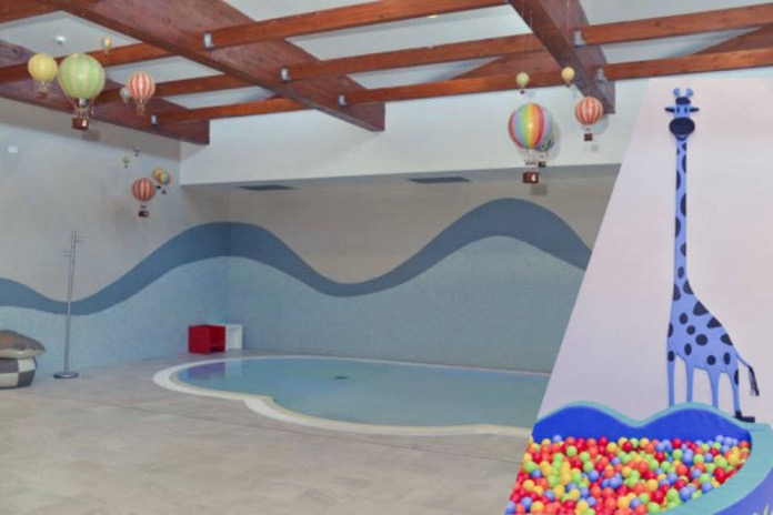piscine termali per bambini