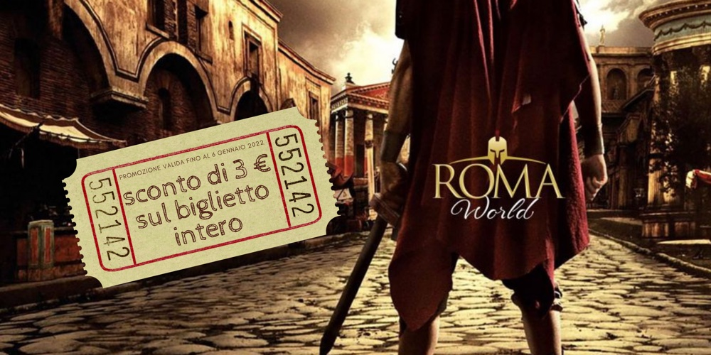 sconto roma world